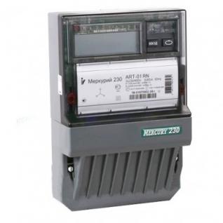 Электросчетчик Меркурий 230 ART-01 P(Q)RSIN многофункциональный
