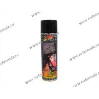 Антикоррозийное покрытие Антигравий Kerry KR-971.2 650мл с эфектом шагрени чёрный аэрозоль