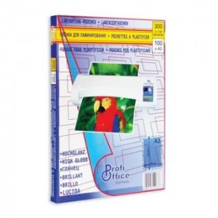 Пленка для ламинирования ProfiOffice А3, 150мкм 100шт/уп.