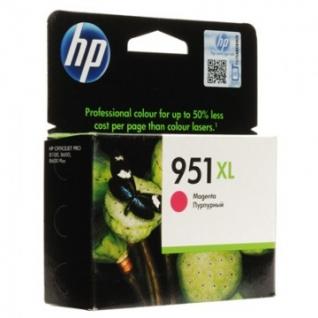 Картридж струйный HP 951XL CN047AE пурп. пов.емк. для OJ Pro 8600