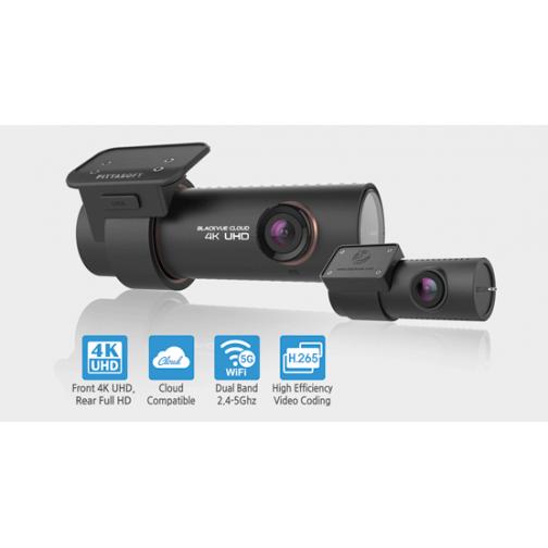 Видеорегистратор BlackVue DR900S-2CH BlackVue 36987772 2