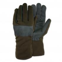 Made in Germany Перчатки Бундесвер тактические, цвет оливковый, новые