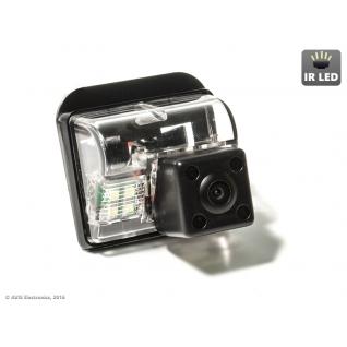 CMOS ИК штатная камера заднего вида AVIS Electronics AVS315CPR (#044) для MAZDA СХ-5 / СХ-7 / СХ-9 / 3 HATCHBACK / 6 (GG, GY) SEDAN (2002-2008) / 6 (GH) SPORT WAGON (2007-2012) Avis