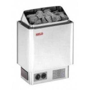 Электрическая печь Helo CUP 90 STJ (с пультом, нержавеющая сталь), артикул 004709)