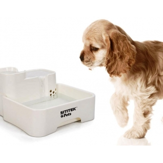 Автопоилка для кошек и собак SITITEK Pets Aqua 2 (4л, 220В, фильтрация)
