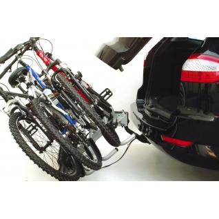 Крепление велосипеда на фаркоп PERUZZO Siena (4 вел.) Peruzzo