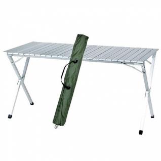 Стол складной Green Glade алюминиевая столешница (5203)