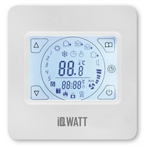 IQWATT IQ THERMOSTAT TS – Программируемый сенсорный терморегулятор