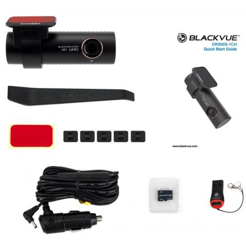 Видеорегистратор BlackVue DR900S-1CH BlackVue 36987771