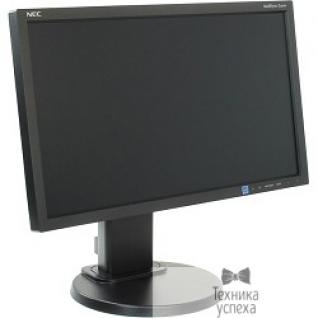 """Nec NEC 20.1"""" E203Wi-BK Black IPS 1600x900 5ms 250 cd,1000:1 178/178,Hight adj.110mm,Swivel;Tilt;ISO 9241-307(pixel failure class I"""
