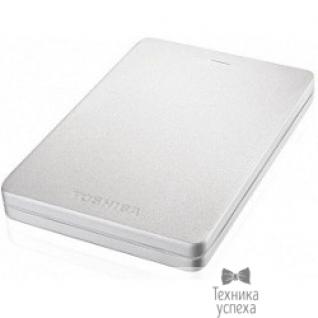"Toshiba Toshiba Portable HDD 2Tb Stor.e Canvio Alu HDTH320ES3CA USB3.0, 2.5"", серебристый"