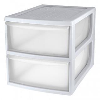 Ящик органайзер настольный, формат А4, 2 ящика