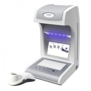 Детектор банкнот PRO 1500 IRPM LCD, УФ,ИК,магн.детекция