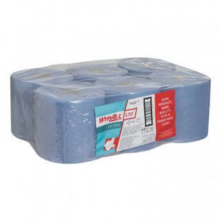 Салфетка хозяйственная WYPALLx L10 Extra Cfeed Blu 1P 38х18,5 6рул/уп 7493