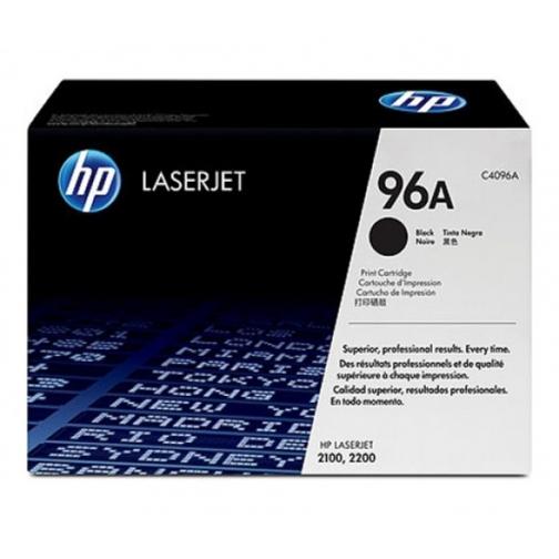 Картридж C4096A №96A для HP LJ 2100, 2200 series (черный, 5000 стр.) 715-01 Hewlett-Packard 852603 1