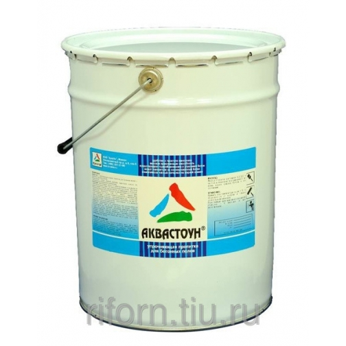 Аквастоун - пропитка для бетона и цементной стяжки 9063