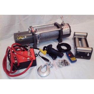 Лебедка автомобильная ATV Electric Winch 12v 12000 LBS