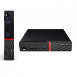 Неттоп Lenovo ThinkCentre Tiny M710q (10MRS04P00) 7400T/4Gb/1TB/Win10P