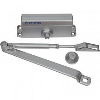 Доводчик на дверь Tantos TS-DC045 серебристый