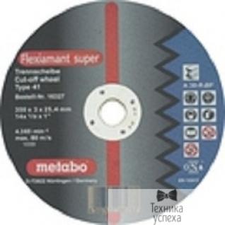 Metabo Metabo 616339000 Круг отр сталь Flexiamant S 350x3,0x25,4 прям A36S