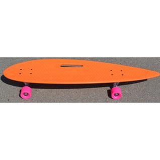 Лонг борд Fts004 оранжевый ATEOX