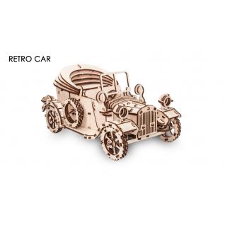 """Сборные модели EWA Деревянный конструктор 3D Retro Car (Форд """"Т"""")"""