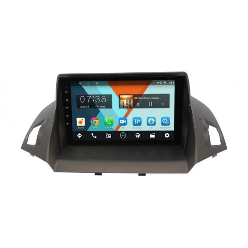 Штатная магнитола для Ford Kuga II 2013-2017 Wide Media MT9028MF Android 6.0.1 36994976 9