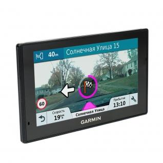 GPS-навигатор Garmin DriveAssist 51 RUS LMT Garmin