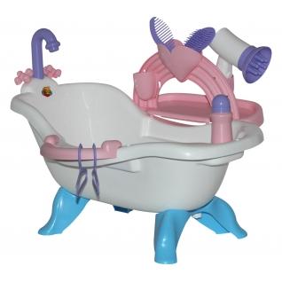 Набор для купания кукол №3 с аксессуарами (в пакете) Полесье