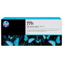 Оригинальный картридж B6Y11A 771C для принтеров HP Designjet Z6200/Z6600/Z6800, светло-пурпурный, струйный, 775 мл 8664-01 Hewlett-Packard