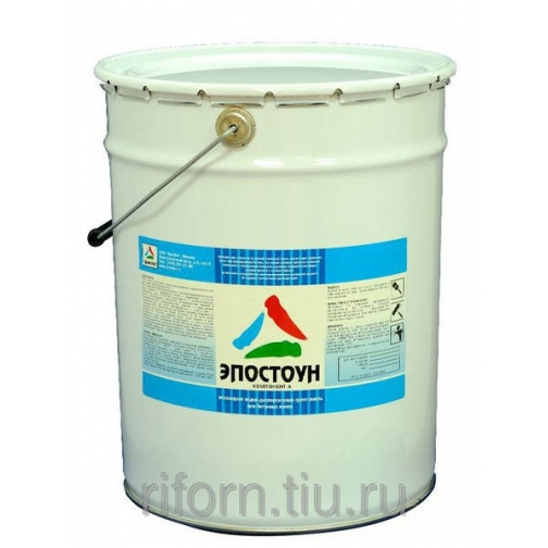 Эпостоун - эпоксидная краска для бетонных полов 9062