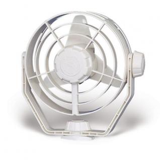 Hella Marine Вентилятор двухсторонний белый Hella Marine Turbo 8EV 003 361-022 12 В 6,5 Вт