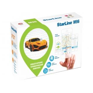 Охранно-телематический комплекc StarLine M96 L (2sim) StarLine
