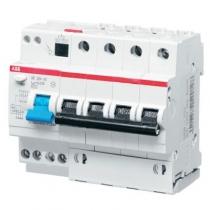 Дифференциальный автомат 4-х полюсный С16 30мА (ABB, DSH)