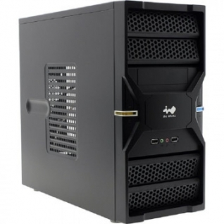 Корпус для ПК INWIN Mini Tower ENR036 Black U3.0x2+A/(без бп) (6120741)