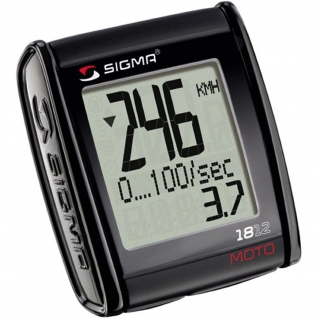 Мотокомпьютер Sigma Sport Мc 18.12 (01813)