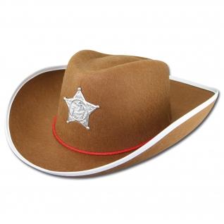 "Детская шляпа ""Шериф"""