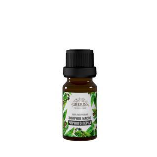 Эфирное масло черного перца SIBERINA EF(27)-SIB