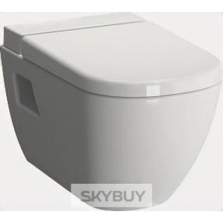 Унитаз подвесной VitrA D-Light 5910B003-1086 с емкостью для чистящей жидкости