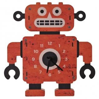Часы настенные Робот 2