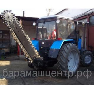 Экскаватор Цепной Универсальный ЭЦУ-150