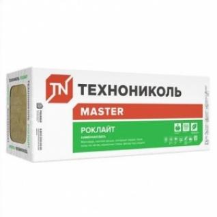 Теплоизоляция Роклайт 600х1200х 50 мм /8 шт/5,76 м2/0,288 м3 в уп/ /35кг/м3/