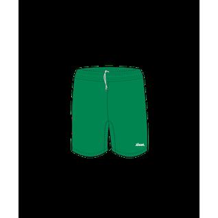 Шорты баскетбольные Jögel Jbs-1120-031, зеленый/белый, детские размер YS