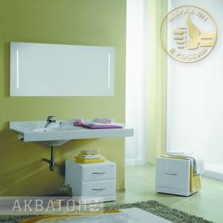 Мебель Акватон Отель 120 для ванной комнаты 1048-01