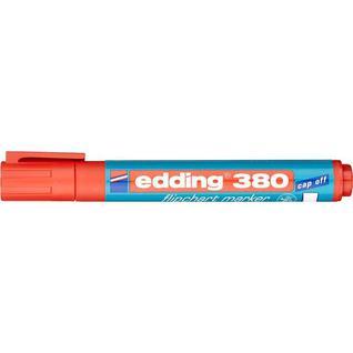 Маркер по бумаге (флипчарт) EDDING E-380/2 красный