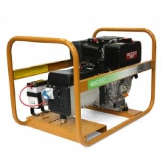 Дизельный генератор Caiman L100 DE с электростартером
