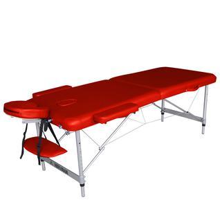 DFC Массажный стол DFC NIRVANA Elegant OPTIMA, красный