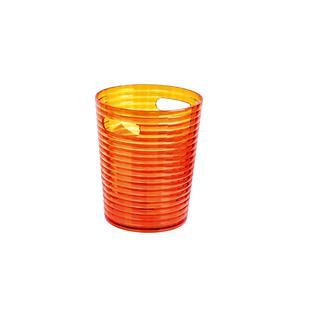 Ведро FX-09-67 6,6 л оранжевое FIXSEN