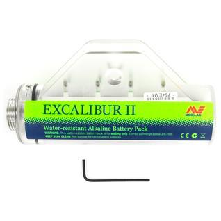 Бокс для батарей Excalibur II Minelab