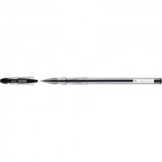 Ручка гелевая Attache City 0,5мм черный Россия